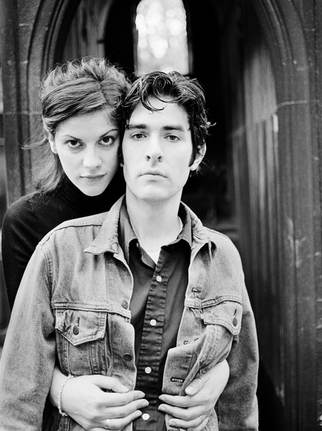 Boss Hog (Cristina Martinez and Jon Spencer) October 1995 by Renaud Monfourny