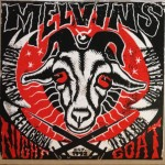 "Melvins – Night Goat (Mail Order Edition) [2014] (7"", US)"