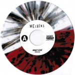 "Melvins - Night Goat / Adolescent Wet Dream (7"", US) - Tour Edition - Label - Side A"