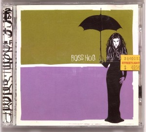 Boss Hog (2xCD, US) - Cover