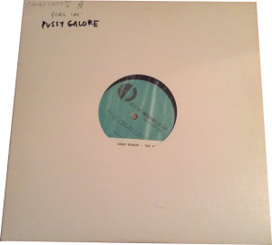 Pussy Galore - Dial 'M' For Motherfucker [Test Pressing] (LP, US) - Cover