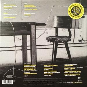 Jesper Munk - Claim [Deluxe Box] (2xLP/2xCD, GERMANY) - Rear