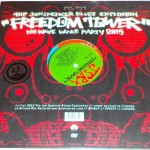 Freedom Tower: No Wave Dance Party 2015 (LP, UK)