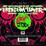 Freedom Tower: No Wave Dance Party 2015 (CD, US)