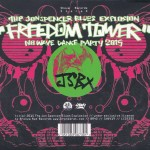 Freedom Tower: No Wave Dance Party 2015 (CD, UK)