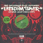 Freedom Tower: No Wave Dance Party 2015 [Green Vinyl] (LP, UK)
