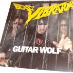 Guitar Wolf - Beast Vibrator (LP, EUROPE)