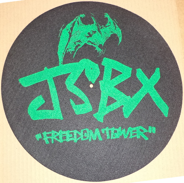 The Jon Spencer Blues Explosion – Freedom Tower (SLIPMAT, UK)