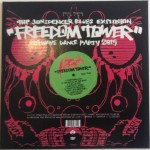Freedom Tower: No Wave Dance Party 2015 [Promo] (CD, UK)