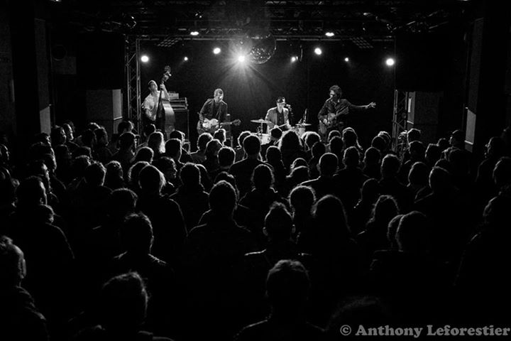 Heavy Trash – Cabaret Vauban, Brest, France (22 February 2015)