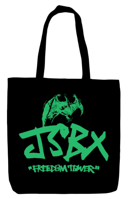 The Jon Spencer Blues Explosion - Freedom Tower (TOTE BAG, UK)
