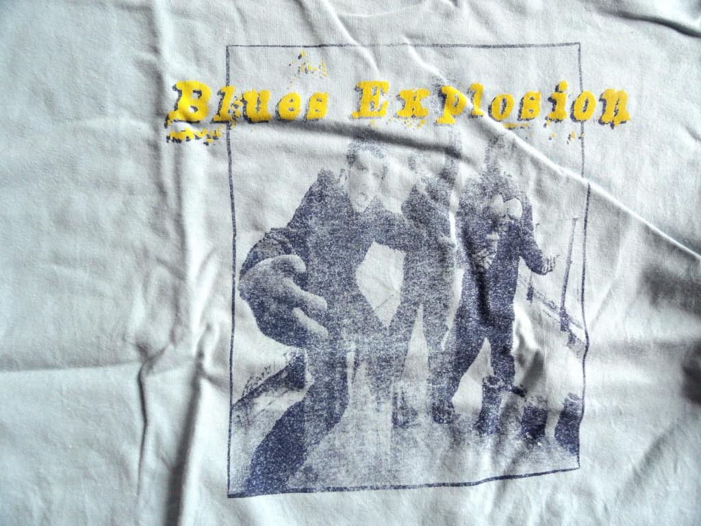 The Jon Spencer Blues Explosion - Wail (SHIRT, EUROPE)