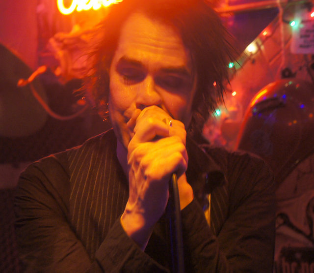 The Jon Spencer Blues Explosion – Hank's Saloon, Brooklyn, New York, US (26 March 2015)
