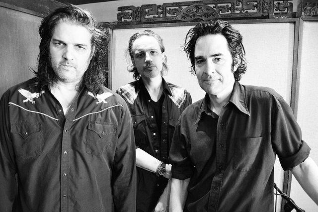 The Jon Spencer Blues Explosion - KEXP/Cutting Room Studios, New York City, New York, US (12 March 2015)