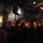The Jon Spencer Blues Explosion – Singlecut Brewery, Queens, New York (28 March 2015) - Officially A Yuppie