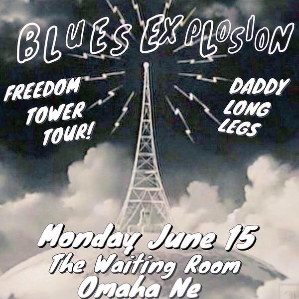 The Jon Spencer Blues Explosion – The Waiting Room Lounge, Omaha, Nebraska, US (15 June 2015)