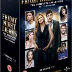 Friday Night Lights (DVD, UK)