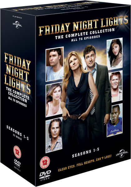V/A feat. The Jon Spencer Blues Explosion - Friday Night Lights (DVD, UK)