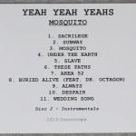 Mosquito / Mosquito (Instrumentals) [Promo] (2xCD, US)