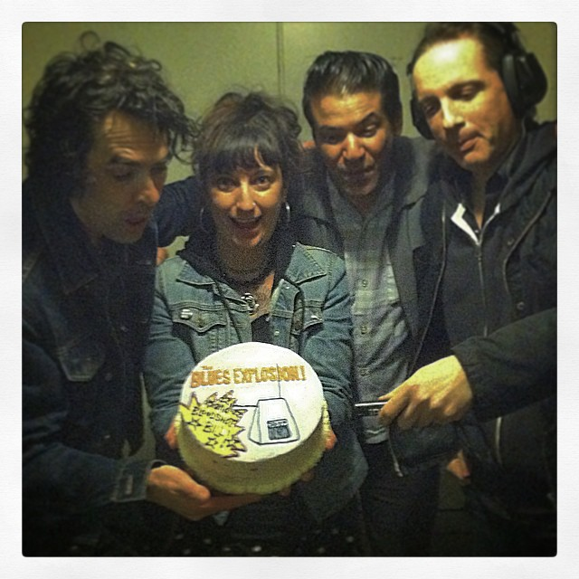 The Jon Spencer Blues Explosion / Bloodshot Bill - Cake (Cake, US)