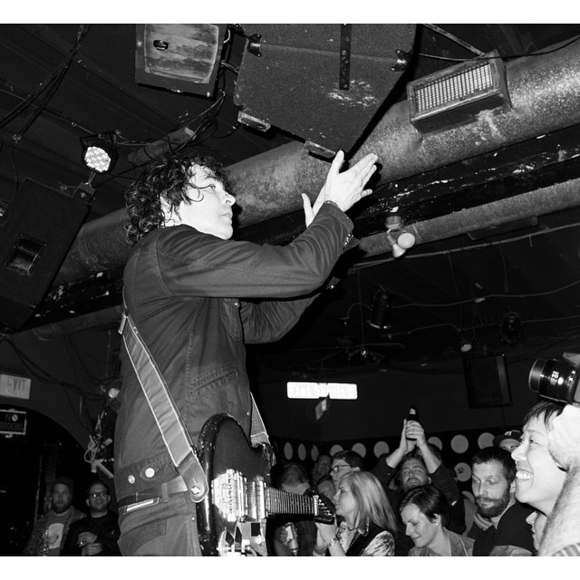 The Jon Spencer Blues Explosion - The Earl, Atlanta, GA, US (16 April 2015)