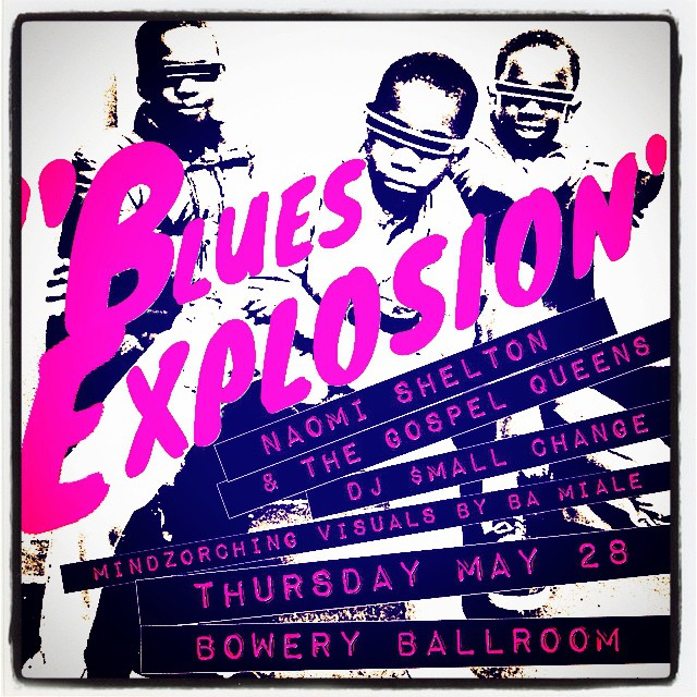 The Jon Spencer Blues Explosion – Bowery Ballroom, New York City, NY, US (28 May 2015)