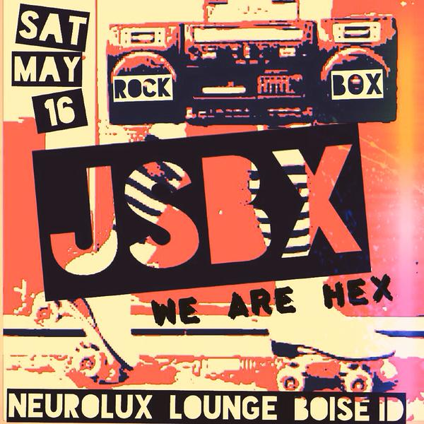 The Jon Spencer Blues Explosion – Neurolux Lounge, Boise, ID, US (16 May 2015)