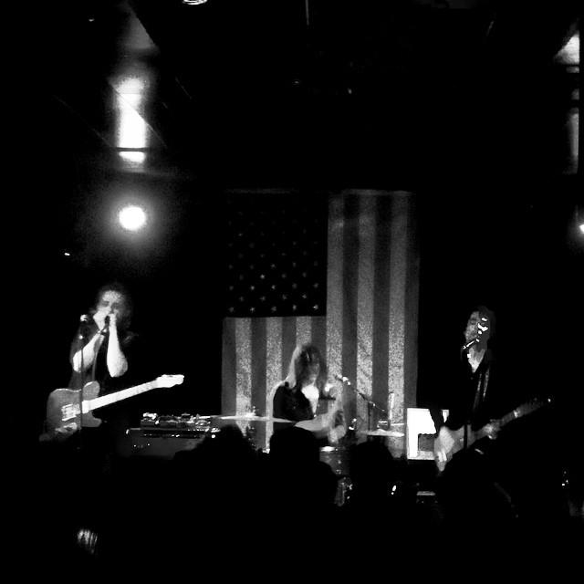 The Jon Spencer Blues Explosion – Neurolux Lounge, Boise, ID, US (16 May 2015)