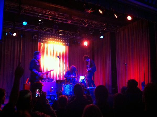 The Jon Spencer Blues Explosion – Beachland Ballroom, Cleveland, OH, US (24 April 2015)