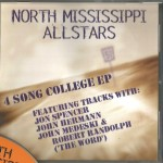 North Mississippi Allstars / Spencer Dickinson - 4 Song College EP [Promo] (CD, US)