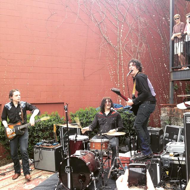 The Jon Spencer Blues Explosion - Grimey's Nashville, TN, US (18 April 2015)