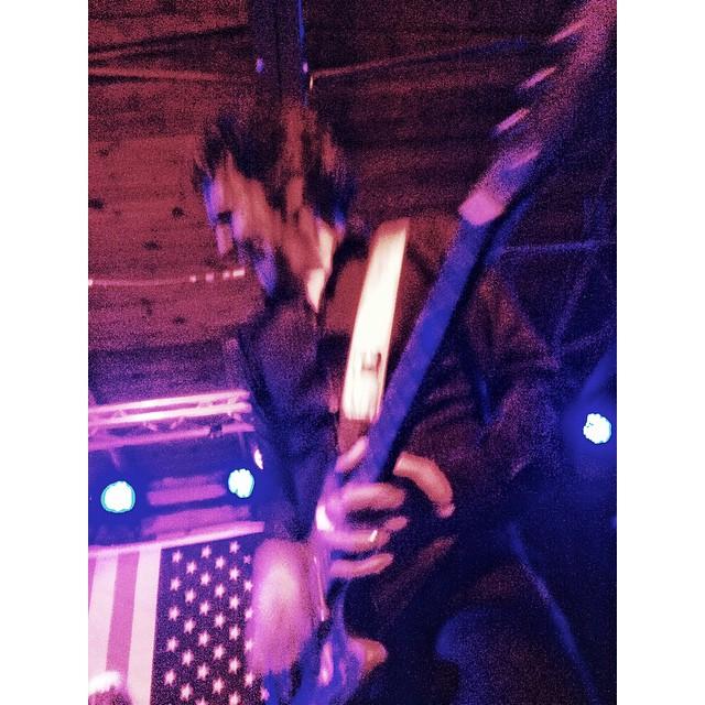 The Jon Spencer Blues Explosion - Urban Lounge, Salt Lake City, UT, US (17 May 2015)