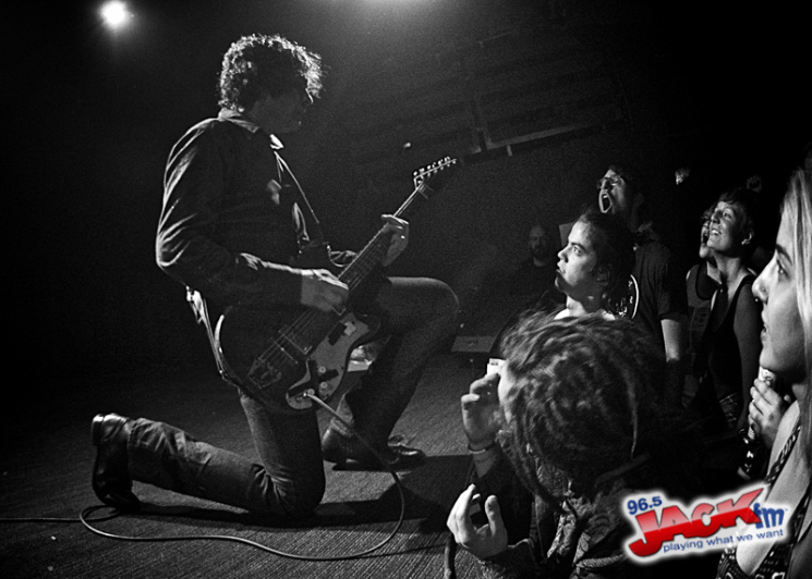 The Jon Spencer Blues Explosion – The Crocodile, Seattle, WA, US (14 May 2015)