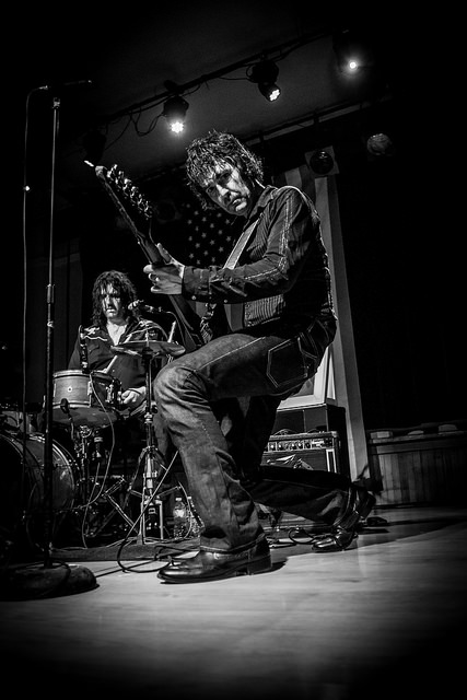 The Jon Spencer Blues Explosion – WOW Hall, Eugene, OR, US (11 May 2015)