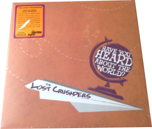 The Lost Crusaders - Have You Heard About The World? (LP, FRANCE) - Cover