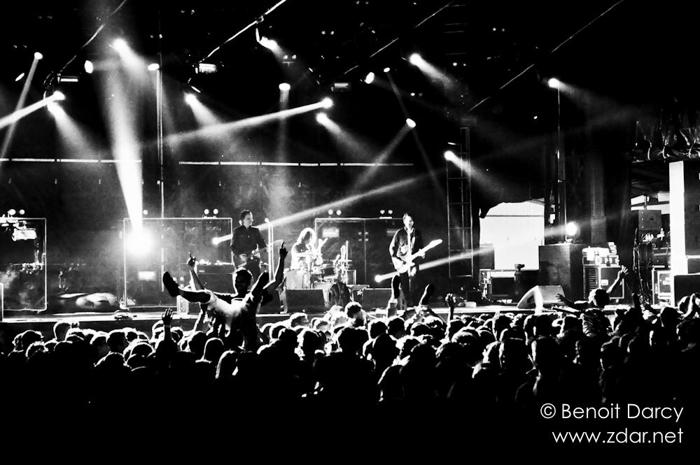 The Jon Spencer Blues Explosion – Le Rock Dans Tous Ses Etats, Évreux Hippodrome, Evreux, Normandy, France (27 June 2015)