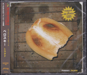 Perrosky - Tostado [2015] (CD, JAPAN) - Cover