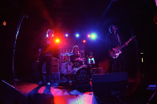 The Jon Spencer Blues Explosion - Turf Club, Saint Paul, MN, US (14 June 2015)