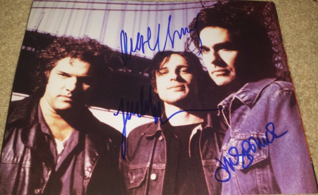 The Jon Spencer Blues Explosion - Signed Picture [#2] (PHOTO, US)