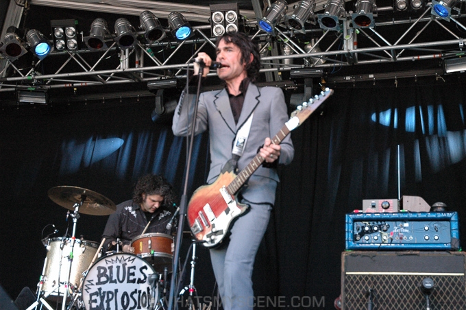 The Jon Spencer Blues Explosion - Big Day Out, Melbourne, Australia (30 January 2005)