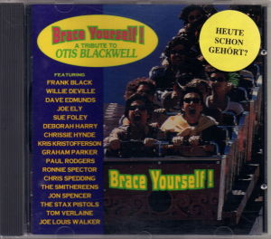 V/A feat. Jon Spencer - Brace Yourself: A Tribute To Otis Blackwell (CD, EUROPE) - Cover