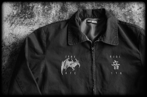 The Jon Spencer Blues Explosion - Souvenir Jacket (JACKET, JAPAN)