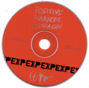 Experience - Positive Karaoke With A Gun / Negative Karaoke With A Smile (CD/DVD, SPAIN)  - CD