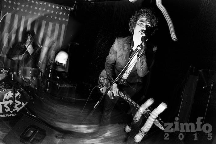 The Jon Spencer Blues Explosion - Record Bar, Kansas City, MO, US (16 June 2015)