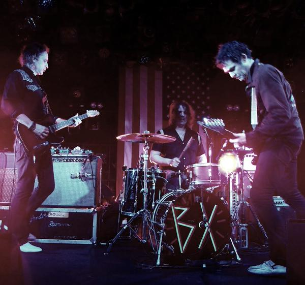 The Jon Spencer Blues Explosion - Club Quattro, Shibuya, Tokyo, Japan (18 August 2015)