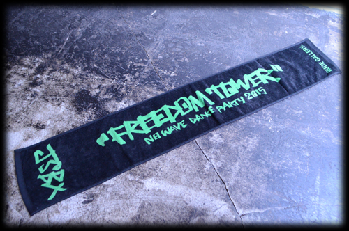 The Jon Spencer Blues Explosion - Muffler Towel (TOWEL, JAPAN)