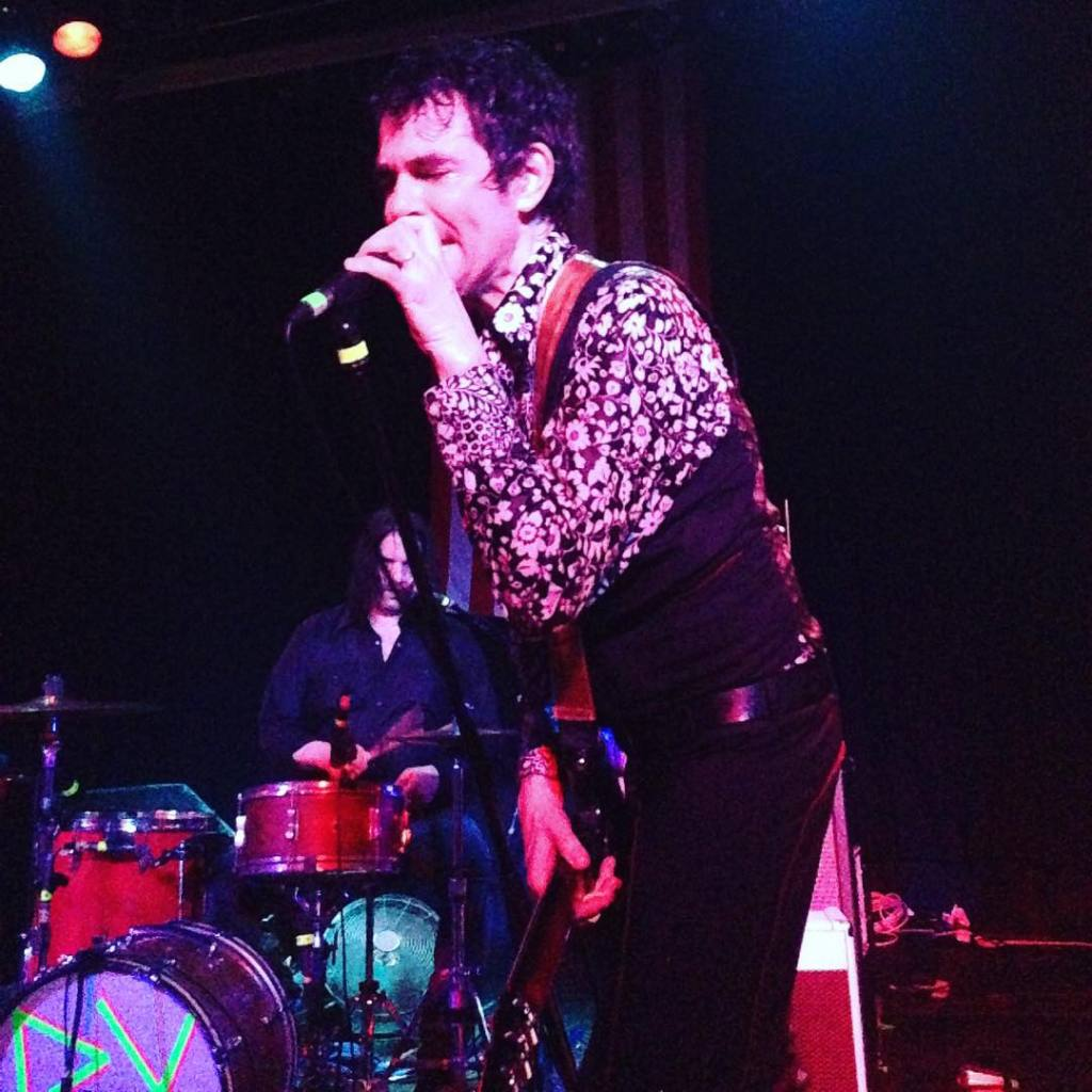 The Jon Spencer Blues Explosion - Principal Club, Thessaloniki, Greece (5 September 2015)
