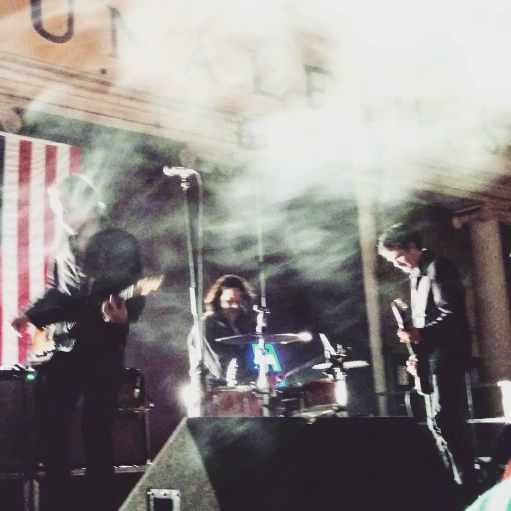The Jon Spencer Blues Explosion – @_strade_blu, Faenza, Italy (31 August 2015)