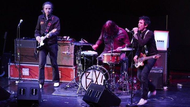 The Jon Spencer Blues Explosion - Supersense Festival, Melbourne, Australia (8 August 2015)