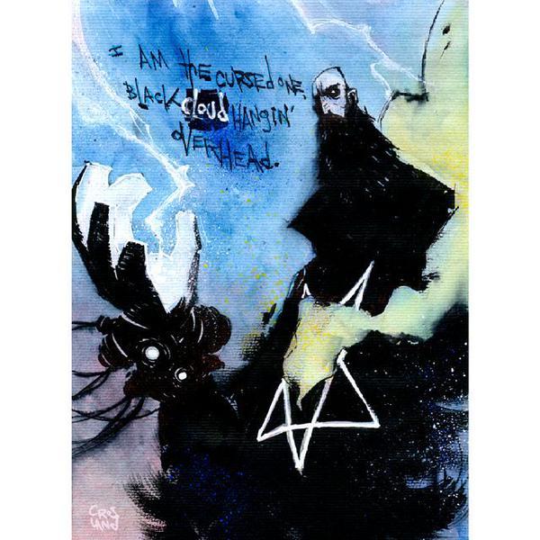 "The Jon Spencer Blues Explosion - ""Old Rasputin Sings The Blues"" (ARTWORK, US)"
